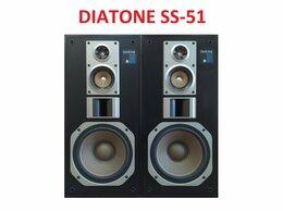 Акустические системы - Акустическая система DIATONE SS-51 в хорошем…, 0