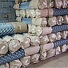 Заборчики, сетки и бордюрные ленты - Сетка рабица оцинкованная Домодедово, 0