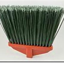 Садовые щетки и метлы - Метла плоская GARDENA LUX волокно ПЭТ без черенка (30/36) А150126, 0