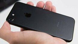 Мобильные телефоны - iPhone 7 новый 32 гб Черный, 0