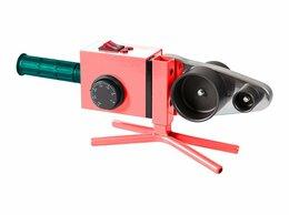 Аппараты для сварки пластиковых труб - Аппарат для сварки труб FlexTool 20-63 мм, 0