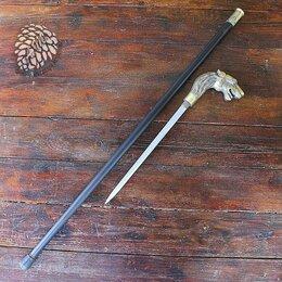Зонты и трости - Трость опорная с клинком Bronze Lion, 0