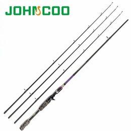 Удилища - Спиннинг Johncoo thunderbolt 2.10м. / (новый ), 0