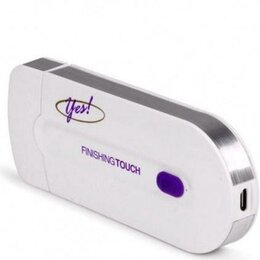 Эпиляторы и женские электробритвы - Фотоэпилятор finishing touch ручной компактный, 0