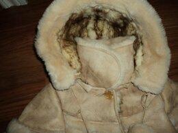 Куртки и пуховики - Дубленка. Шуба для девочки до 3-х лет., 0