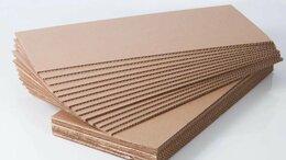 Упаковочные материалы - картон, 0