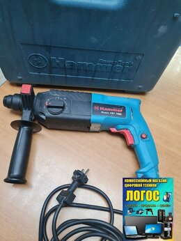 Перфораторы - Перфоратор Hammer PRT700C, 0