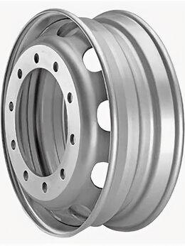 Шины, диски и комплектующие - Грузовой диск Lemmers 335/7,5 R20 ET150 DIA281, 0