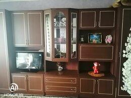 Шкафы, стенки, гарнитуры - Продаю стенку, коричневого цвета 3,83×2,12, б/у.…, 0