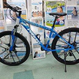 Велосипеды - Велосипед горный алюминевый 27,5 диаметр , 0