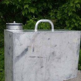 Туристическая посуда - Канистра алюминиевая 35 л, 0