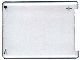 Корпусные детали - Задняя крышка для Digma iDs10 3G серебристая, 0