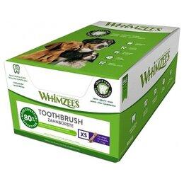 Прочие товары для животных - Whimzees Toothbrush XS 350х7 см  Лакомство для собак зубная щетка, 0