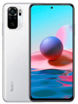 Мобильные телефоны - Новый, оригинальный Xiaomi Redmi Note 10 4/128…, 0