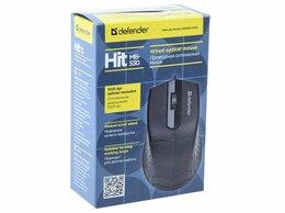 Мыши - Мышь Defender HIT MB-530, черный, USB,…, 0