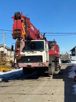 Спецтехника и спецоборудование - Услуги автокрана 50 80 100 тонн , 0