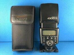 Фотовспышки - Вспышка Canon Speedlite 430X II, 0