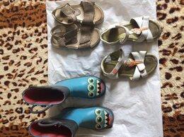 Босоножки, сандалии - босоножки р.28,29 сапоги резиновые.9, 0