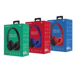Наушники и Bluetooth-гарнитуры - Наушники беспроводные  Borofone BO4 , 0