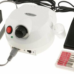 Аппараты для маникюра и педикюра - Аппарат для маникюра Nail Master DM-202, 0