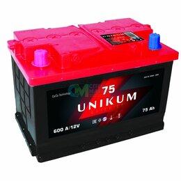 Аккумуляторы  - Аккумулятор Уникум п.п., 0