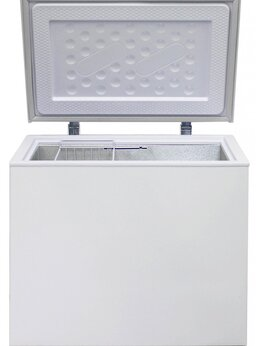 Морозильники - Морозильный ларь Бирюса 200 KX, 0