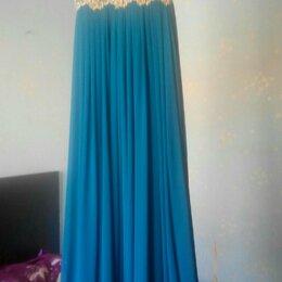 Платья - Платье в пол, 0