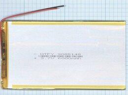 Аккумуляторы - Аккумулятор Li-Pol (батарея) 3*85*148мм 2pin…, 0
