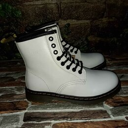 Ботинки - Ботинки DR Martens white, 0