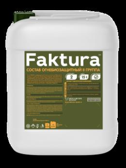 Пропитки - Faktura / Фактура огнебиозащитный состав для…, 0