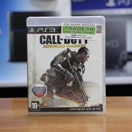 Игры для приставок и ПК - Call of Duty: Advanced Warfare - PS3 Б.У (Обмен), 0