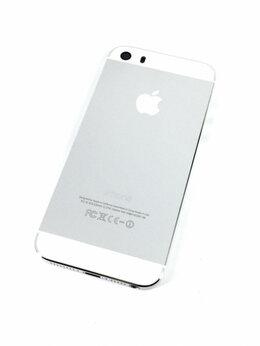 Корпусные детали - Корпус для Apple iPhone 5S белый, 0