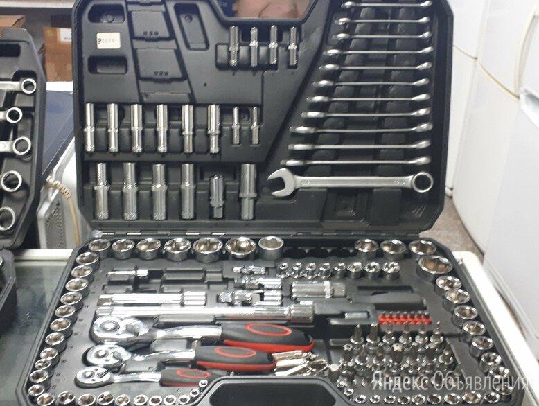 Набор инструментоа по цене 5490₽ - Рожковые, накидные, комбинированные ключи, фото 0