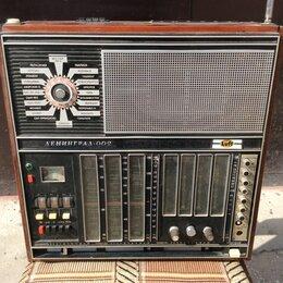 Радиоприемники - Радиоприёмник  Ленинград  002, 0