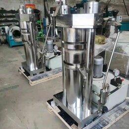 Прочее оборудование - Гидравлический пресс для масла, 0