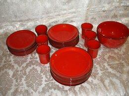 Блюда и салатники - Керамика набор посуды Югославия, 0