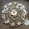 Часы деревянные со словами по цене 2750₽ - Часы настенные, фото 6