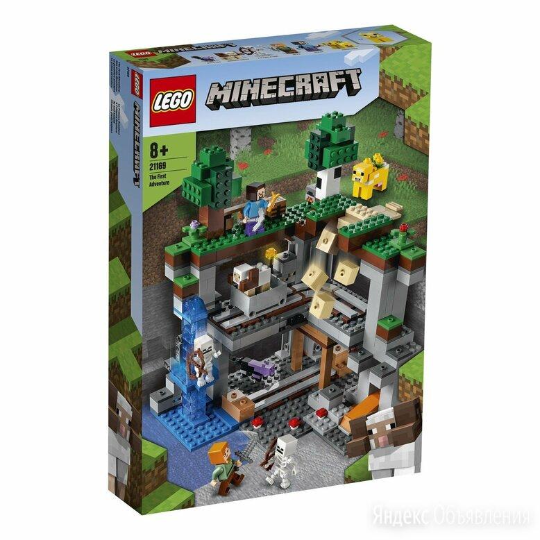 Лего  LEGO Minecraft 21169 по цене 3200₽ - Конструкторы, фото 0