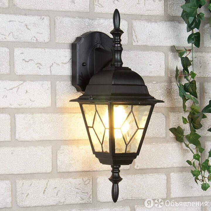 Уличный настенный светильник Elektrostandard Vega 4690389012334 по цене 2790₽ - Уличное освещение, фото 0