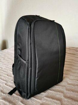 Сумки, чехлы для фото- и видеотехники - Фоторюкзак новый, рюкзак для фотокамеры, 0