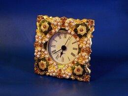 Часы настольные и каминные - Декоративные настольные часы quartz, 0