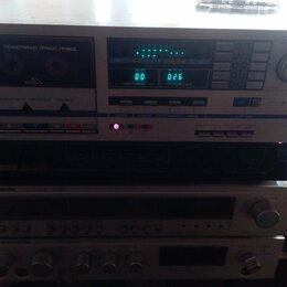 Музыкальные центры,  магнитофоны, магнитолы - Магнитофон приставка.Морион мп-101, 0