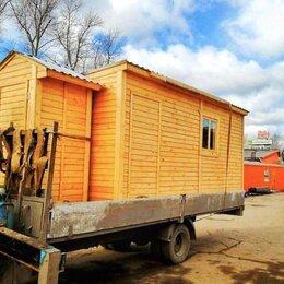Готовые строения - Бытовка 6х2.30 и туалет А-508, 0