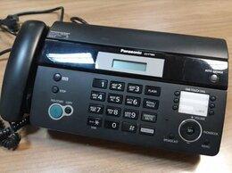 Факсы - Факс Panasonic KX-FT984, 0