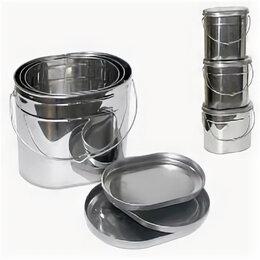 Туристическая посуда - Котелки из нержавейки  2л  3л  4л , 0