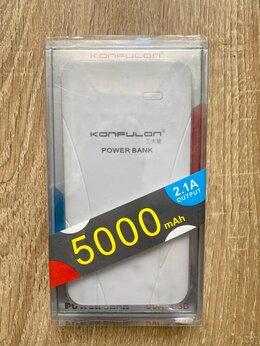 Универсальные внешние аккумуляторы - Внешний аккумулятор 5.000mAh Power Bank KONFULON, 0