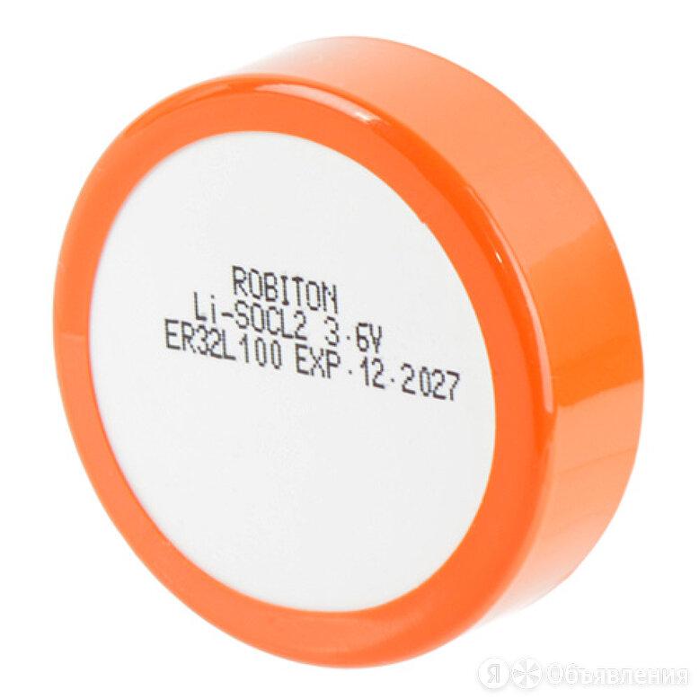 Батарейка Robiton ER32L100 по цене 879₽ - Батарейки, фото 0