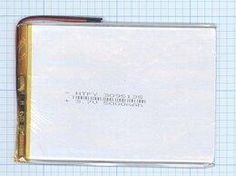 Аккумуляторы - Аккумулятор Li-Pol (батарея) 3*90*135мм 2pin…, 0