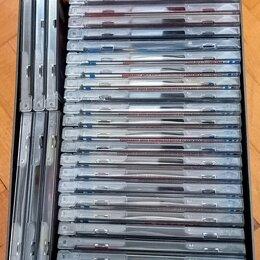 Музыкальные CD и аудиокассеты - МР диски, 0