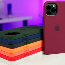 Чехлы - Чехол Silicone Case для iPhone 12 Pro Max, 0